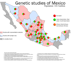 Haplogroup World Map by Mexico U0027s 23andme Haplogroups Archive The Apricity Forum A