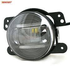 3 inch fog light kit universal 3 5 inch 3 5w led drl fog light for offroad wrangler car
