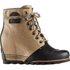 sorel womens boots size 11 sorel pdx wedge casual boot s 1786451 012 11 36 with