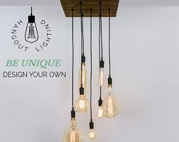 Chandelier With Edison Bulbs Hanging Pendant Lights And Chandelier Lighting By Hangoutlighting
