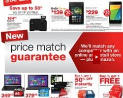 staples black friday 2017 deals sale ad