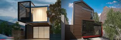 modern narrow house pretentious narrow sloping block house designs home builders plans