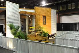Tiny Homes Show Contemporary Firefly 24 Robinson Plans