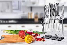 kitchen knives set reviews best kitchen knife set in april 2018 kitchen knife set reviews