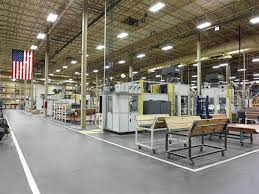 Hubbell Lighting Case Study Hubbell Manufacturing Facility Goes Green With