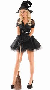 Betty Boop Halloween Costume Bewitching Pin Witch Costume Short Skirt Witch Costume