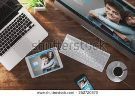 Social Tables Login Social Network User Login Website Mock Stock Photo 252720652