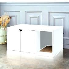 modern litter box cabinet litter box furniture cat litter box furniture top entry cat litter