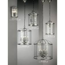 lantern pendant light for kitchen chandeliers jh miller panelled lanterns in satin nickel finish