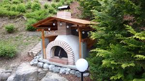 pizza oven my dad and i made diy