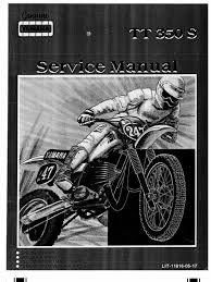 yamaha tt600re service manual ignition system