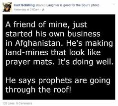 How To Make Facebook Memes - the top 10 posts and memes on curt schilling s facebook page