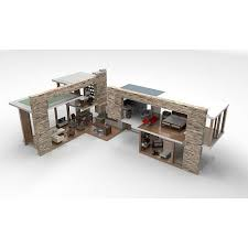Modern Dollhouse Furniture Sets by 114 Best Modern Miniatures Images On Pinterest Dollhouses