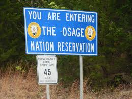 the osage murders think