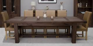 Solid Oak Dining Room Furniture by Long Dining Room Table Large Dining Table 16 Foot Oversized