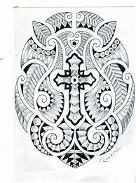 celtic cross tattoo designs maori celtic cross by roxenabernardi on deviantart miscellaneous