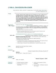 rn resume template rn resume sle icu exle exles templates registered