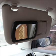 Vanity Supplies Nterior Accessories Interior Mirrors New Large Car Makeup Mirror