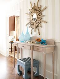 table top decoration ideas how to decorate a console table top seeing the forest through the
