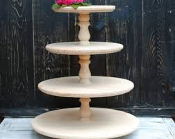 4 tier cake stand 4 tier cake stand etsy