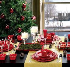Traditional Christmas Decor Beautiful Christmas Decor In Charming Old Fashioned Red Colors