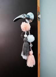 how to make pretty door ornaments a bigger