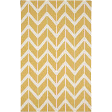 chevron rugs wayfair arrow hand woven maize rug loversiq