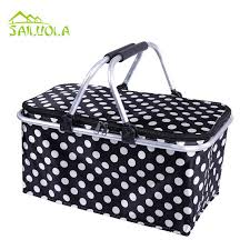 Picnic Gift Basket Aliexpress Com Buy New 1pc Multi Colors Option Storage Basket
