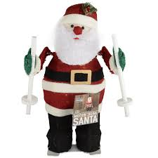 Mrs Claus Animated Christmas Decorations by Moving Santa Decoration Available At This Is It Stores Uk
