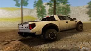 Ford Raptor Top Gear - 2011 ford f150 svt raptor for gta san andreas