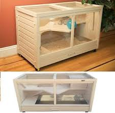 new generation wooden rabbit hutch large small pet luxury cage
