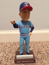 Jeff Banister Jeff Banister Bobblehead At U0026t 2016 From Sort It Apps
