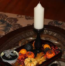 fall coffee table decor ideas comfy abode