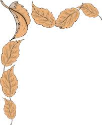 fall borders clip free clip decoration