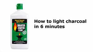 How To Light by Smarter Starter Fluid Escogo