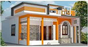 home design for 700 sq ft 700 square feet home plan with two bedrooms homes in kerala india