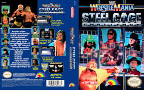 history of wrestling games the video games