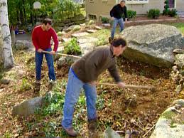 Rock Garden Ideas How To Make A Rock Garden How Tos Diy