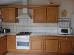meuble cuisine chene stunning meuble cuisine chene id es de design chemin e sur home