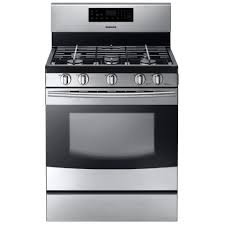 30 Inch 5 Burner Gas Cooktop Samsung Nx58f5500ss 5 8 Cu Ft Freestanding Gas Range With