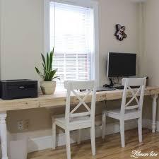 dining room desk our new pallet desk lehman lane