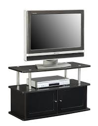 amazon com convenience concepts designs2go tv stand with 2