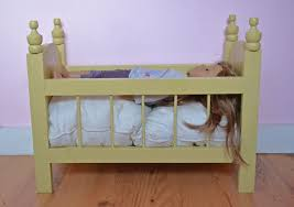Woodworking Plans Doll Bunk Beds by Ana White Fancy Baby Doll Crib Diy Projects