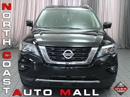 nissan pathfinder bluetooth music 2017 used nissan pathfinder 4x4 sl at north coast auto mall
