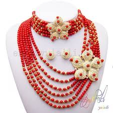 handmade beaded necklace designs images Exports to africa fashion handmade glass beads necklace design jpg