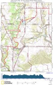 Map Of Letchworth State Park by Nct Ny 19 To Whiskey Bridge