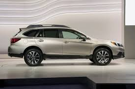 grey subaru outback 2015 subaru outback promises to be the roomiest most capable ever