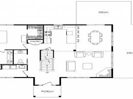 1 story open floor plans 58 1 story house plans with basement best 25 one story houses
