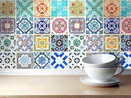 credence autocollant cuisine carrelage stickers cuisine stickers pour carrelage mural cuisine