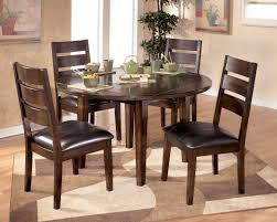 dining room cool dining chairs large round dining table round